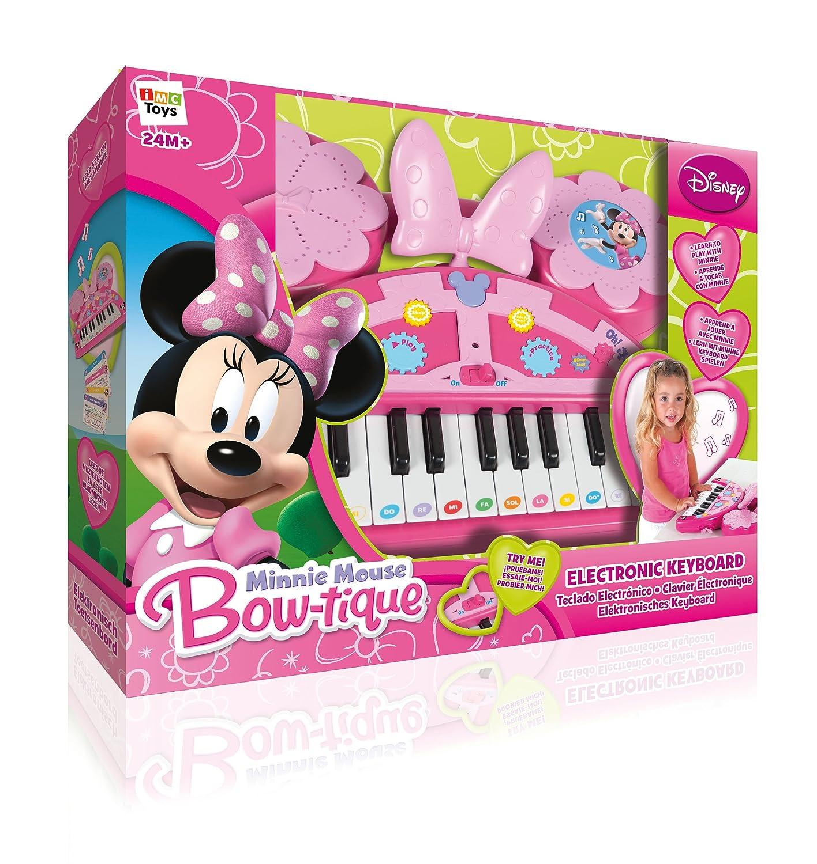 Minnie Keyboard Amazon Toys & Games