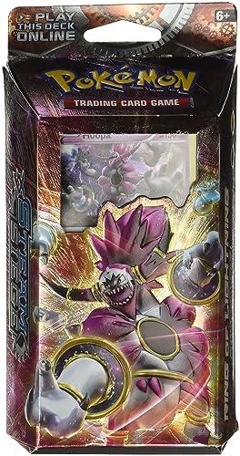 Pokemon POC379XY Steam Siege Ring of Lightning Hoopa Theme Deck: 60Trading Cards