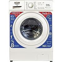 Mitashi 6 kg Fully-Automatic Front Loading Washing Machine (WMFA600K100 FL, White)