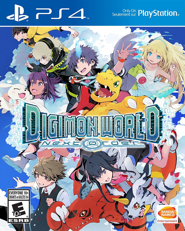 Amazon com: Digimon World: Next Order - PlayStation 4