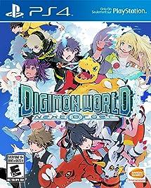 Digimon World: Next Order - PlayStation 4     - Amazon com