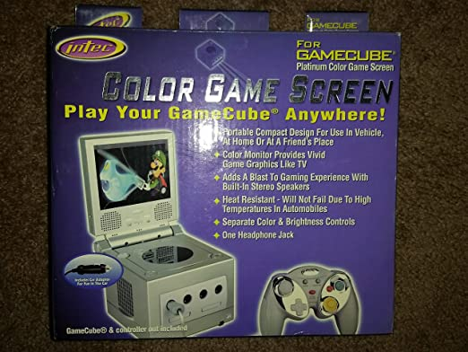 Gamecube Portable Screen