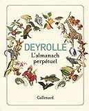 Deyrolle: L'almanach perpétuel