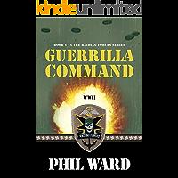 Guerrilla Command (Raiding Forces Book 5)