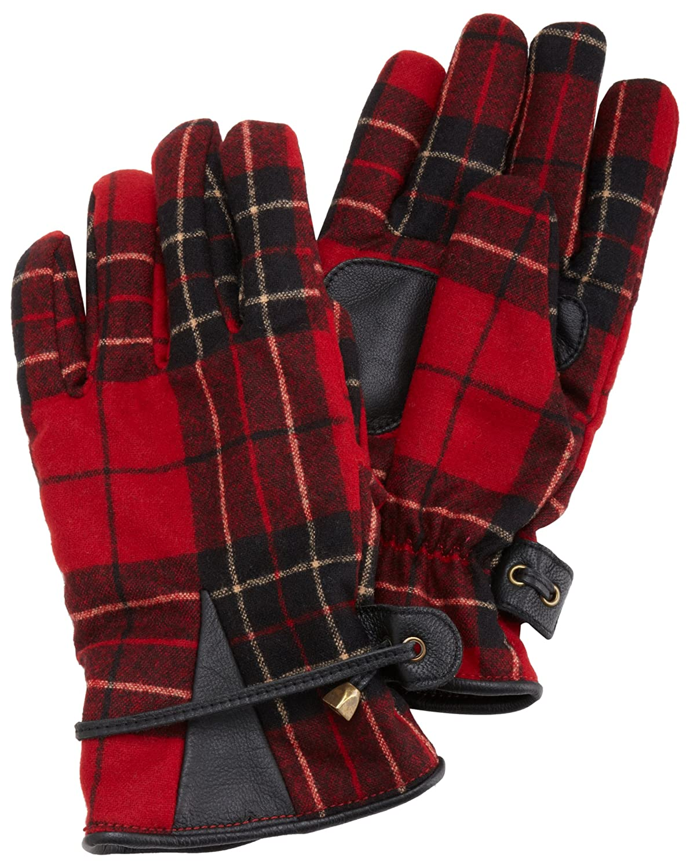 Pendleton Mens Glove W Leather Palm