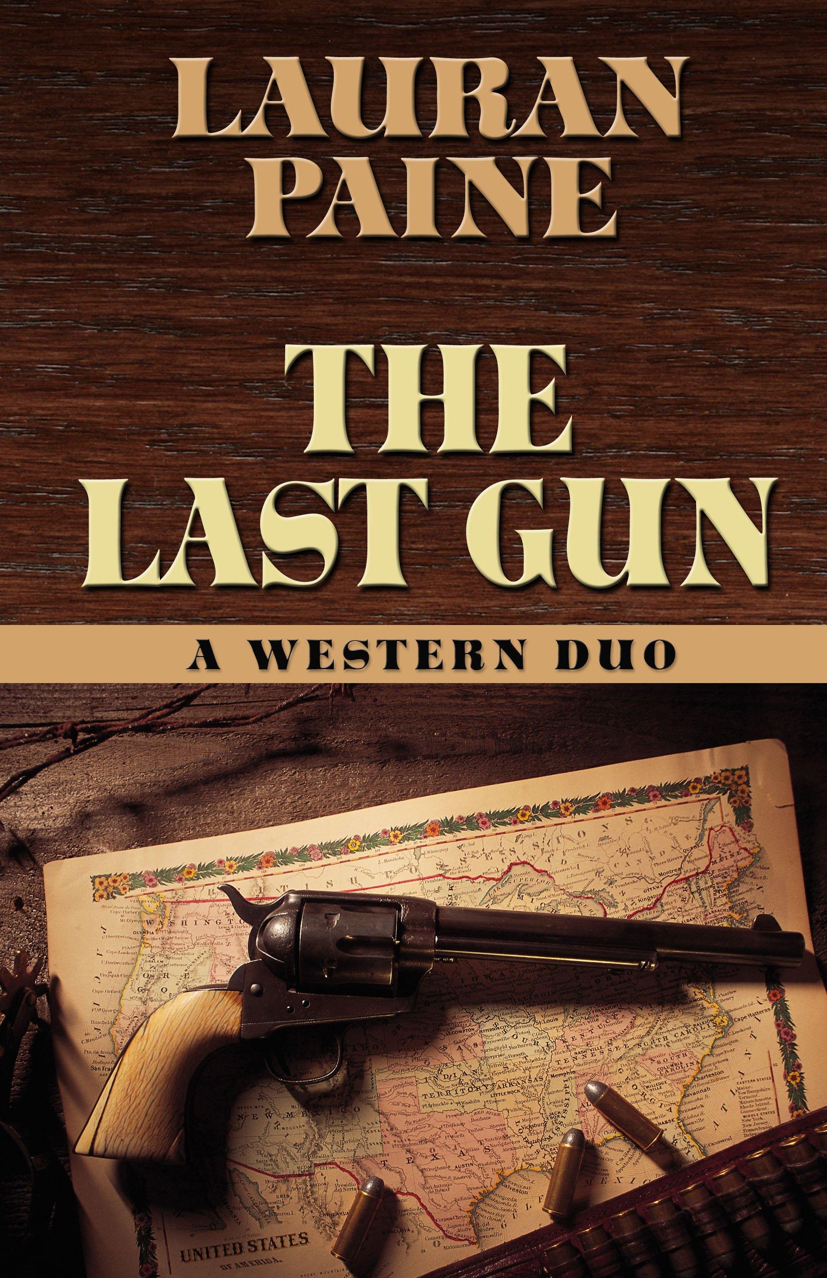 The Last Gun: A Western Duo (Five Star Western Series) ebook