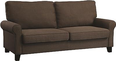 Coaster 504791 Home Furnishings Sofa, Chocolate