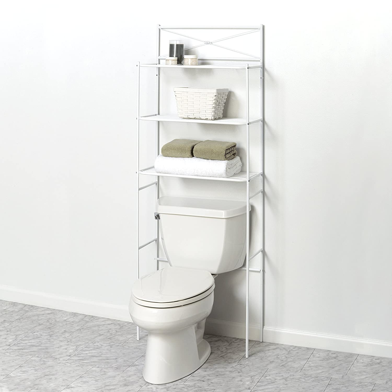 Amazon Zenna Home EWW Cross Style Bathroom Spacesaver