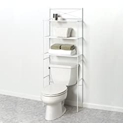 Zenna Home E2523WW Bathroom Space Saver