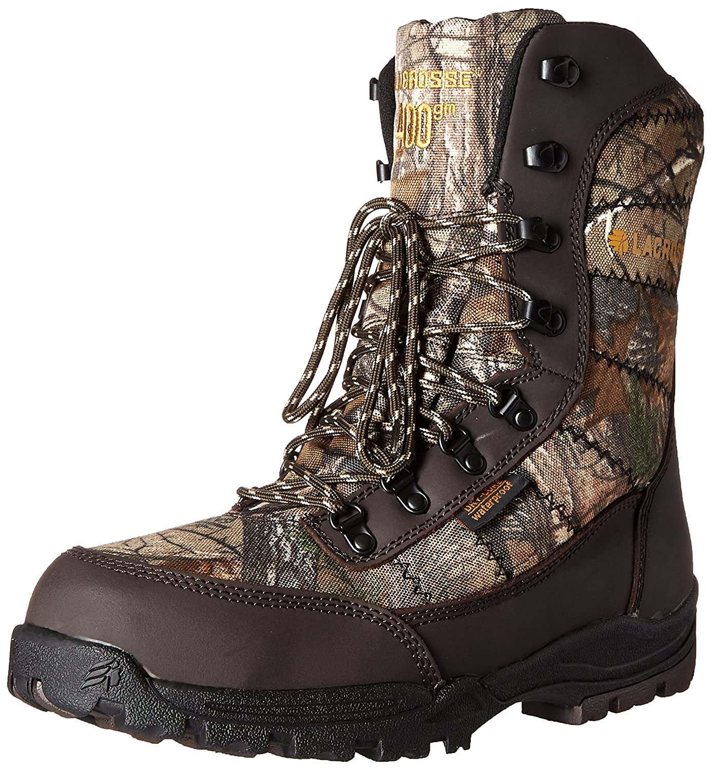 Lacrosse Men's Silencer Realtree Xtra 400G-M LaCrosse Footwear Inc.