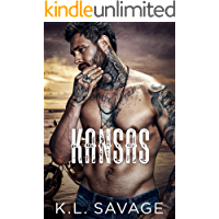 KANSAS (RUTHLESS KINGS MC™ ATLANTIC CITY (A RUTHLESS UNDERWORLD NOVEL) Book 2)