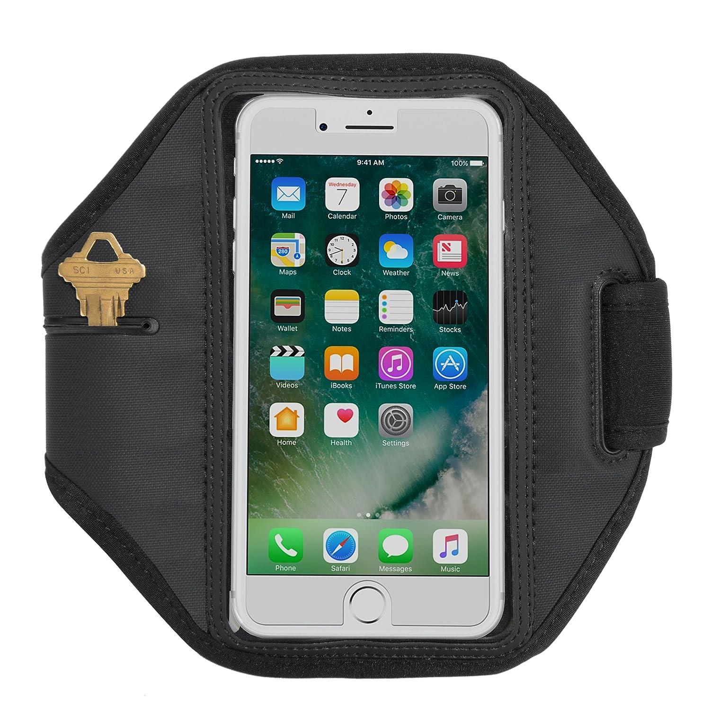 Amazon com: Sweat Resistant Armband Phone Running Holder Sports
