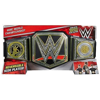 WWE World Heavyweight Belt: Toys & Games [5Bkhe0306580]