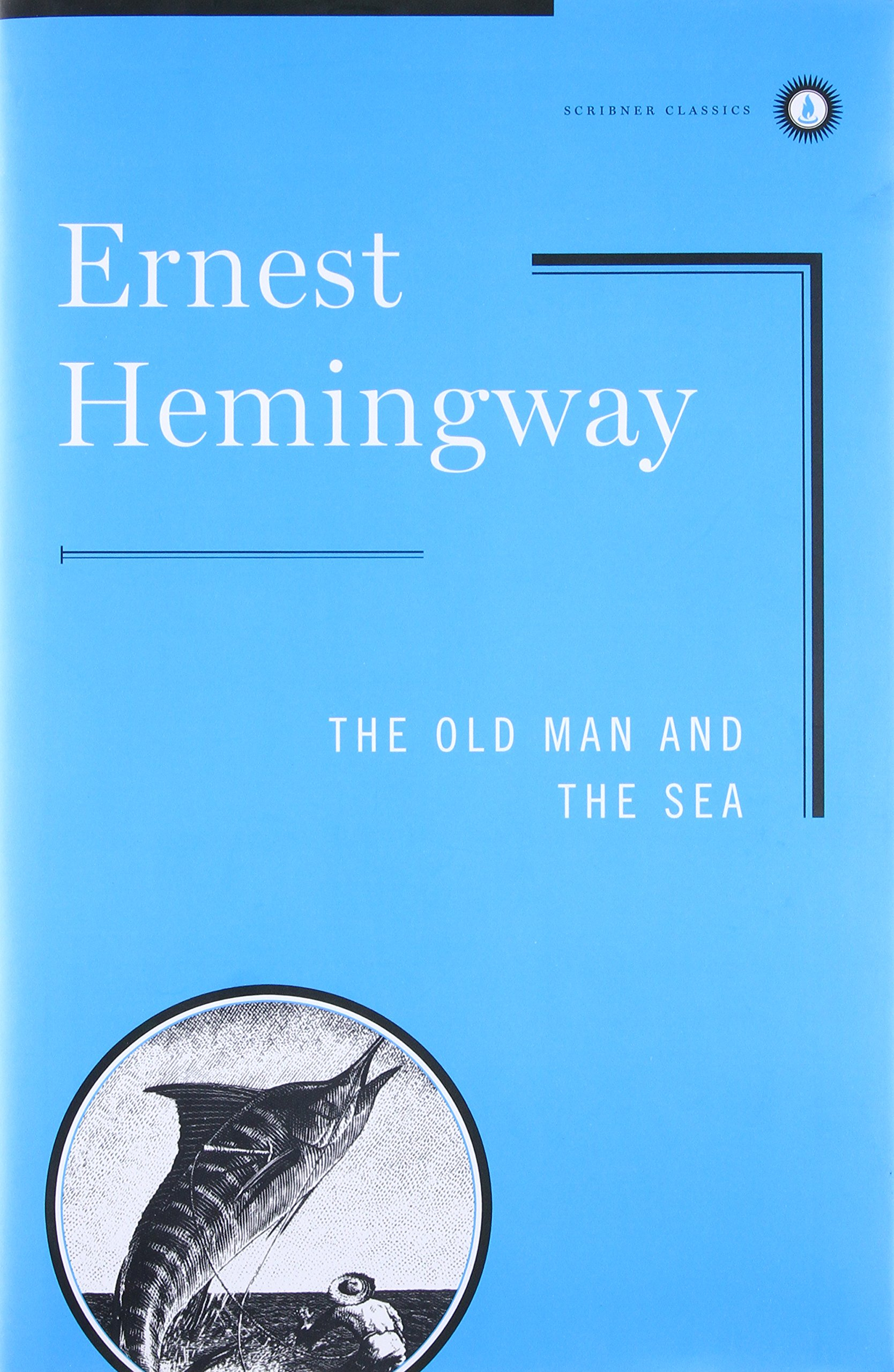The Old Man And The Sea (Scribner Classics) Hardcover – Special Edition, June 10, 1996 Ernest Hemingway 0684830493 9780684830490 Allegories