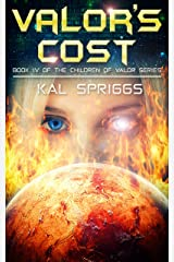 Valor's Cost (Children of Valor Book 4) Kindle Edition