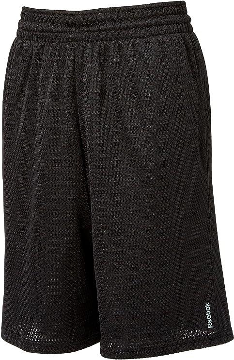 e52e6b049bc9 Amazon.com   Reebok Boys  Mesh Shorts   Sports   Outdoors