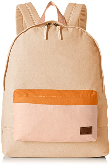Roxy Women's Sugar Baby Canvas Solid Backpack