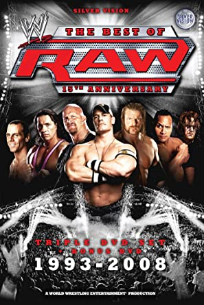 WWE - Best Of Raw - 15th Anniversary [2007] [DVD]: Amazon co