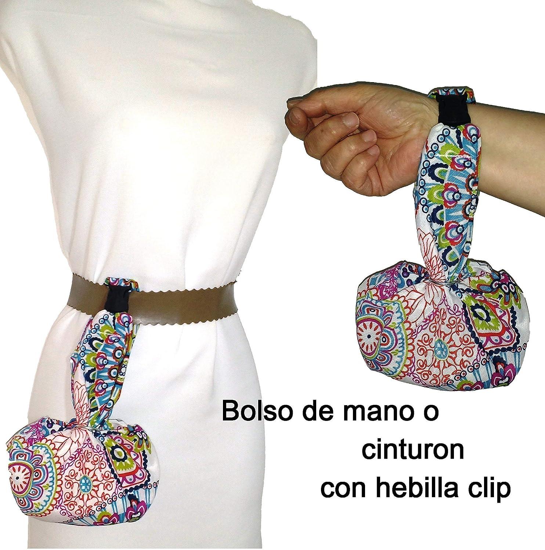 Sac /à main ou ceinture Mieux quun sac banane Pour marcher faire la f/ête ou danser Mandalas imprim/é
