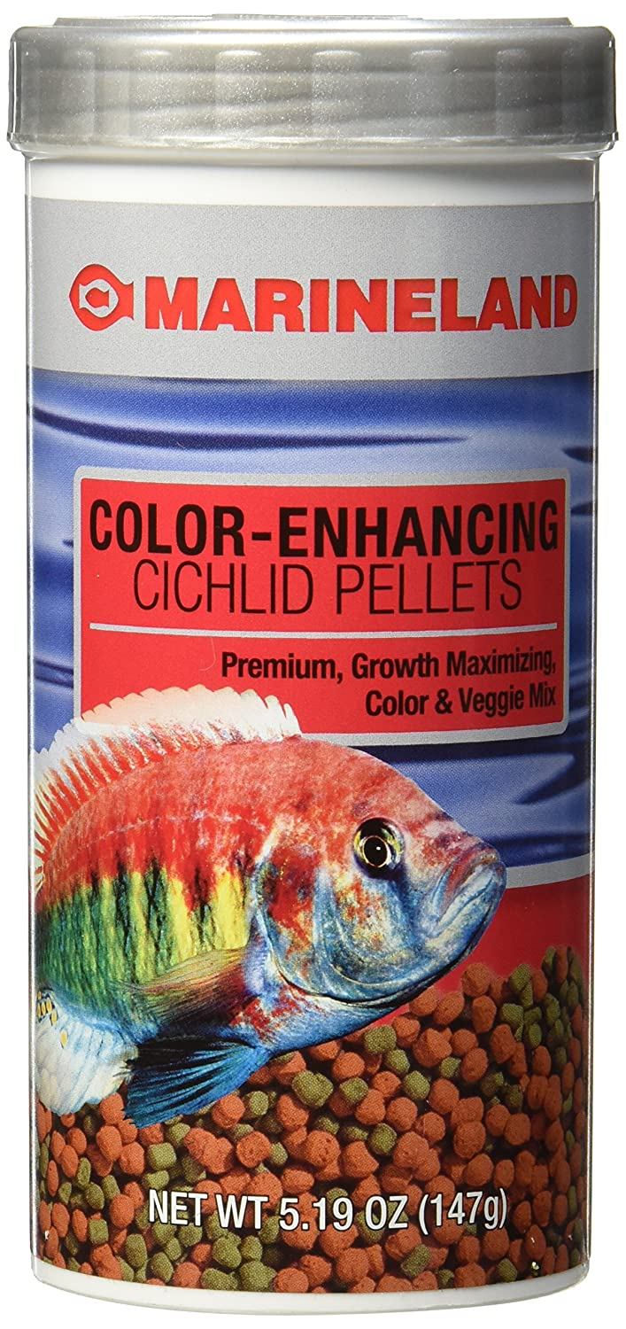 Amazon.com : AQUARIA Food Color Cchld Pllt5.19Z : Pet Food : Pet ...