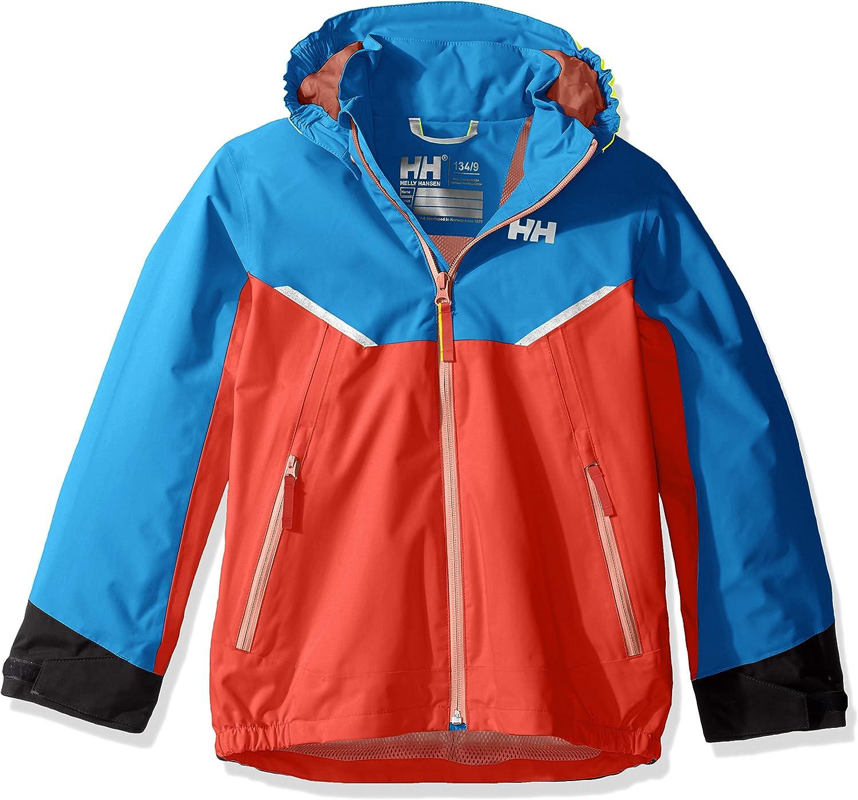 Helly Hansen Childrens K Shelter Winter Waterproof Shell Jacket