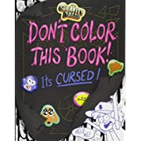 GRAVITY FALLS DONT COLOR THIS BOOK ITS C