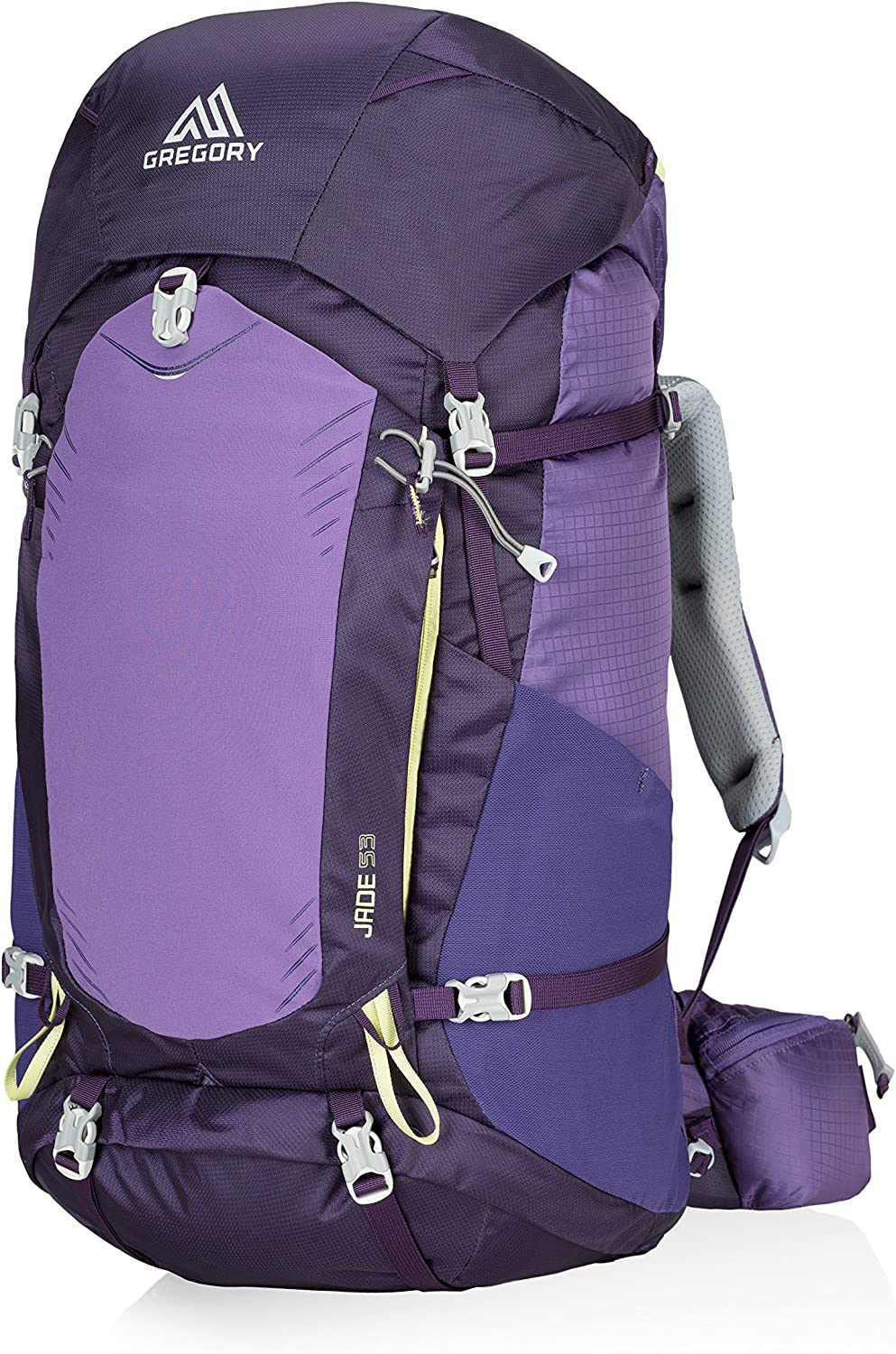Gregory Mountain Products Jade 53 Liter Women s Multi Day Hiking Backpack