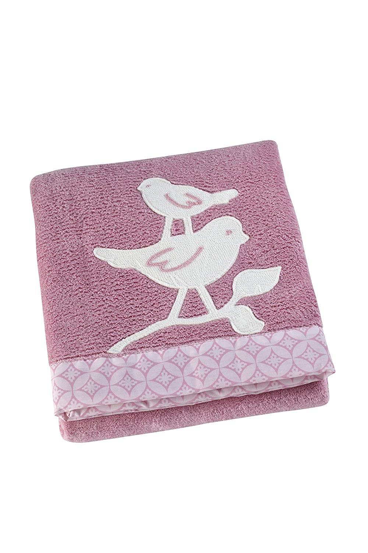 Amazon.com: Sadie & Scout Chelsea, color rosa Bird Appliqued ...