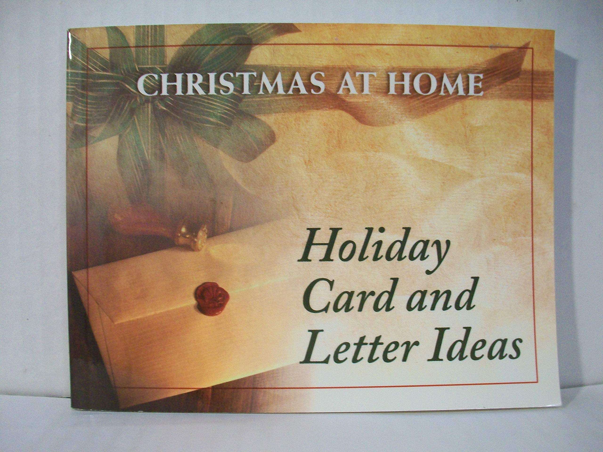 Christmas Card Letter Ideas.Holiday Card And Letter Ideas Christmas At Home Barbour