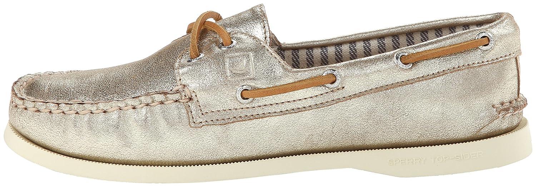 Sperry Top-Sider Women's Authentic Original Metallic Boat Shoe