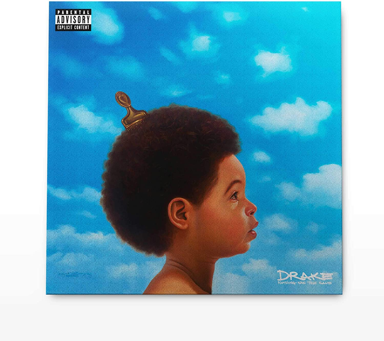 Drake Nothing Was The Same Cover Poster Album Art Print B-101