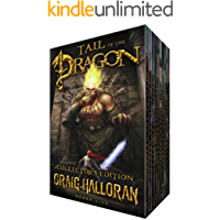 Tail of the Dragon Collector's Edition: An Epic Fantasy Adventure (The Complete 10-Book Series) (The Chronicles of Dragon Box Set 2)