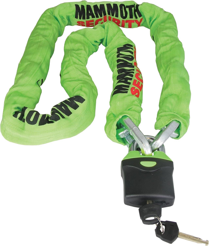 Candado y Cadena de 1,8 m para Bicicleta LOCM009 Mammoth