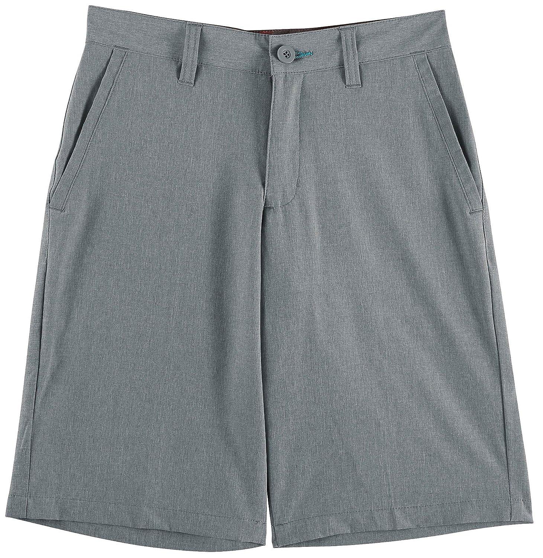 Reel Legends Big Boys Heather Hybrid Shorts
