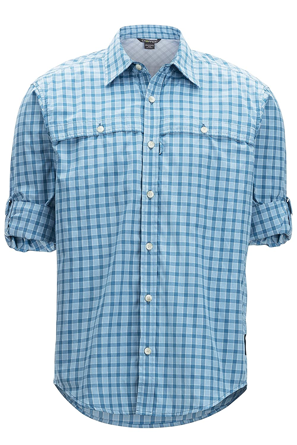 ExOfficio Vuelo Ginghambutton Down Shirts