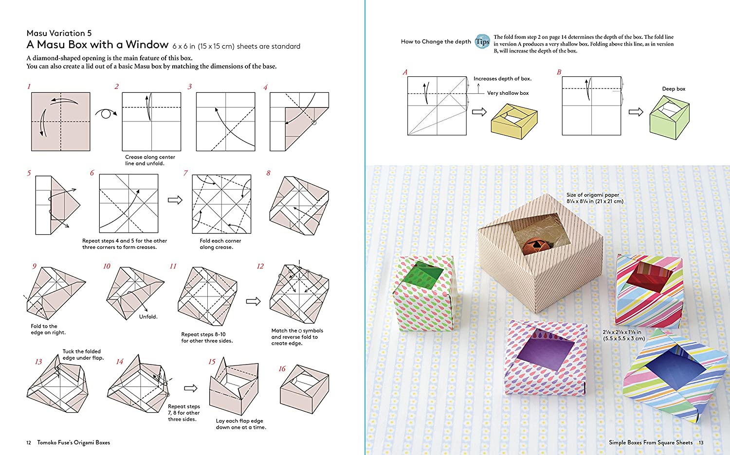 ... amazon com tomoko fuse's origami boxes book tomoko fuse (author Origami  Spiral amazon com tomoko