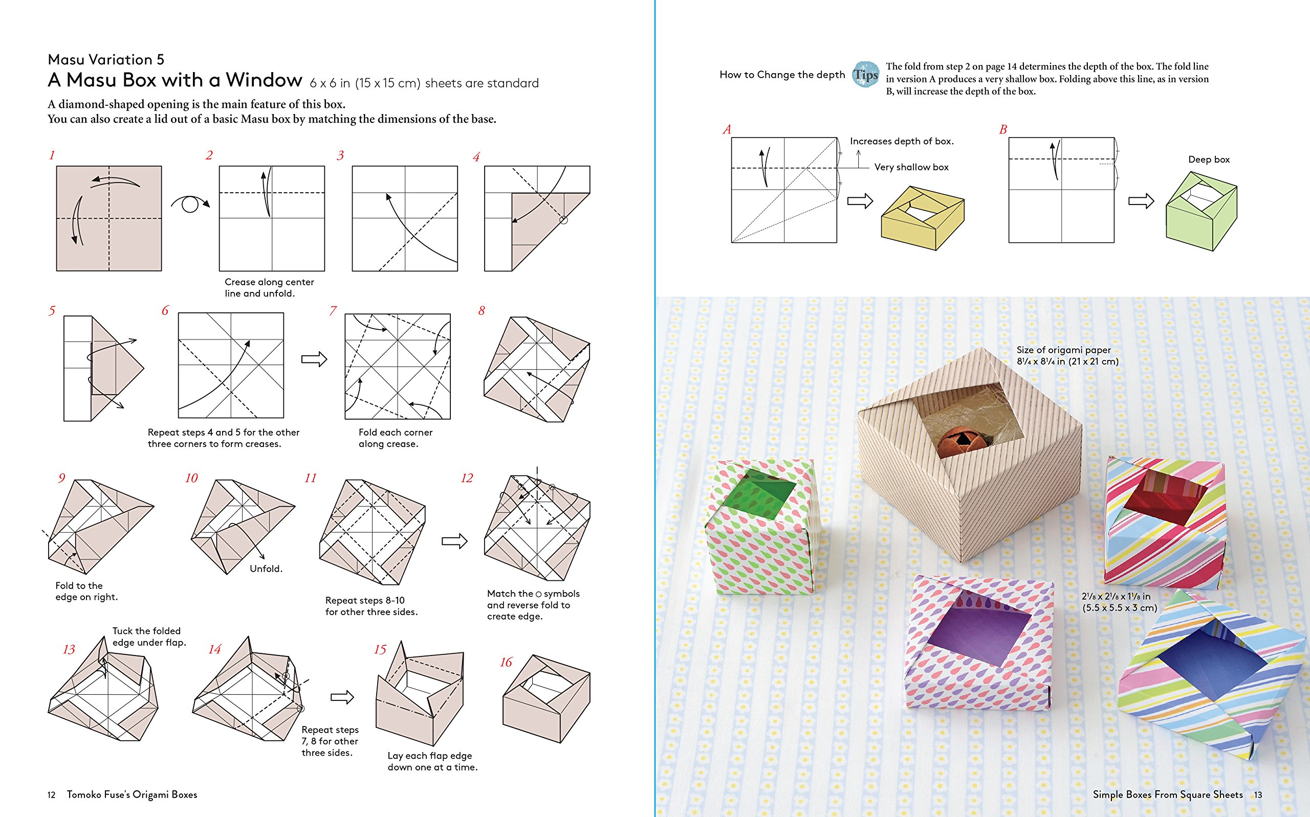 Incredible Tomoko Fuses Origami Boxes Beautiful Paper Gift Boxes From Japans Wiring Cloud Pendufoxcilixyz