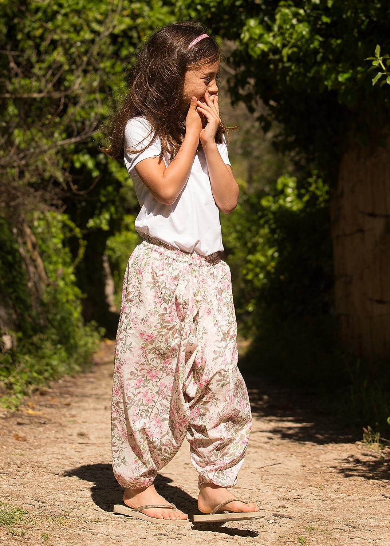 lovemeels Harem Pants in Summer Denim 4