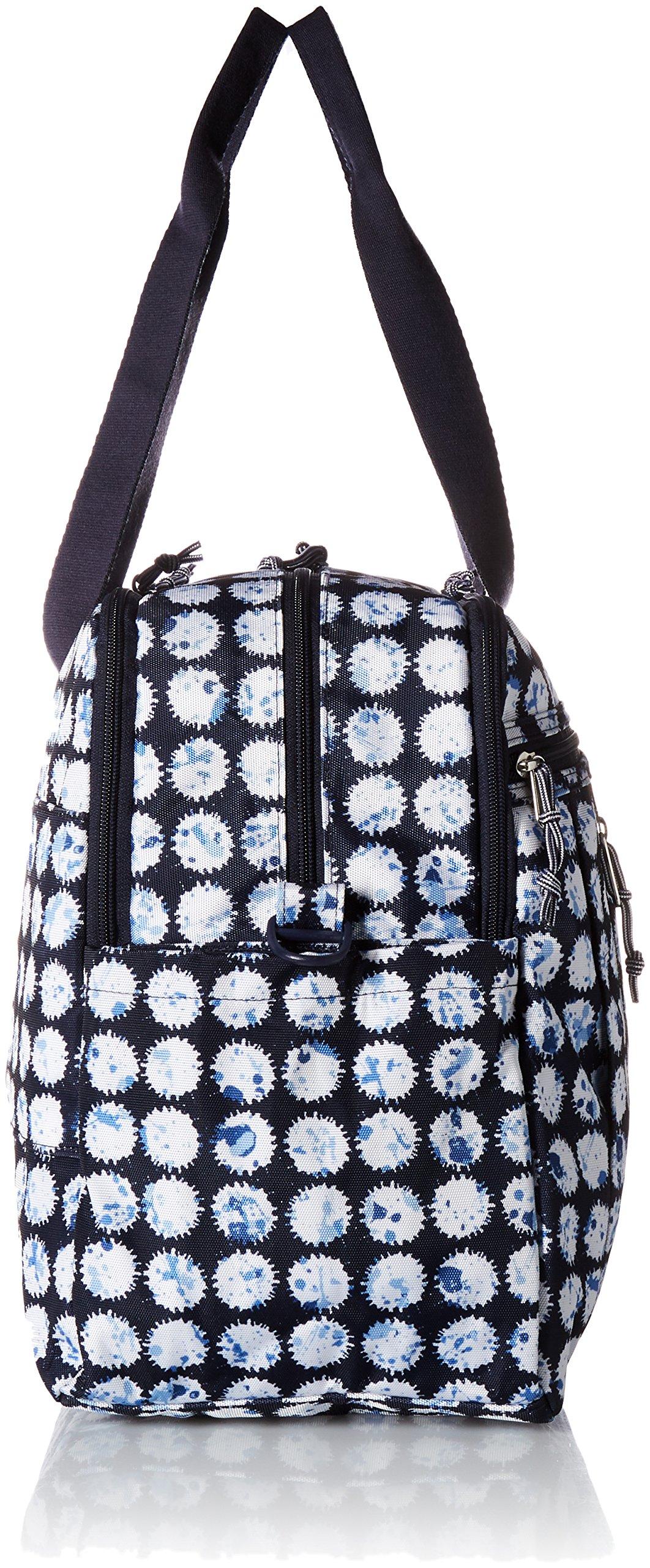 Vera Bradley Lighten up Weekender Travel Bag, Polyester, Splash Dot by Vera Bradley (Image #3)