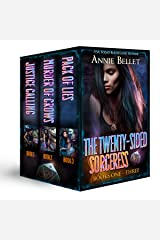 The Twenty-Sided Sorceress Series, Books 1-3: Justice Calling, Murder of Crows, Pack of Lies Kindle Edition