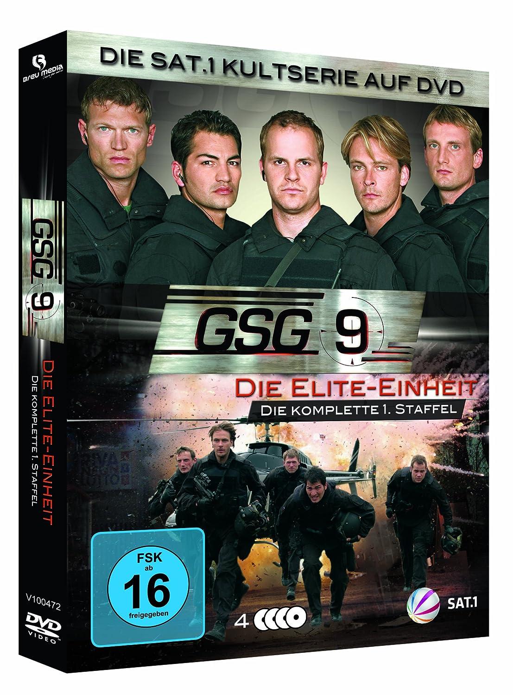 Gsg9 Die Elite Einheit Staffel 1 4 Dvd Box Amazonde
