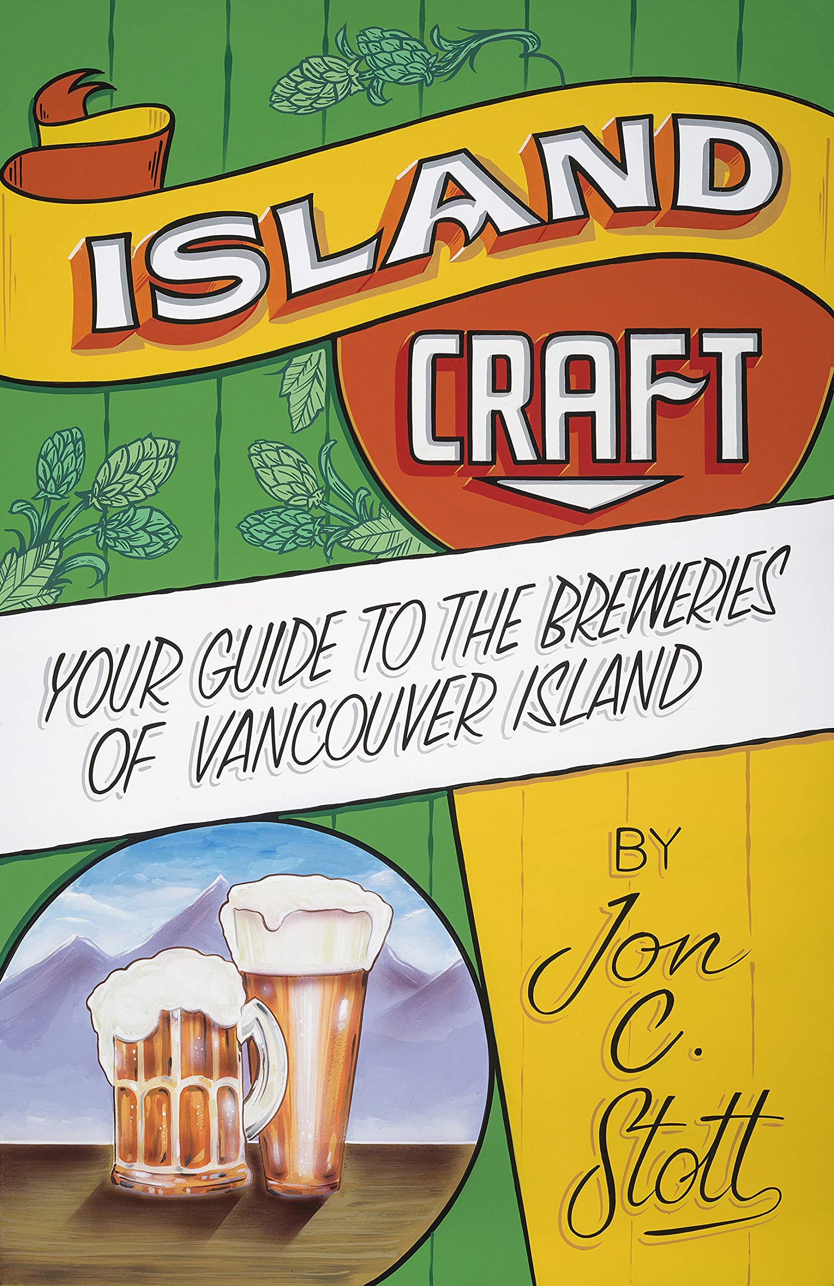 Island Craft: Your Guide to the Breweries of Vancouver Island ...