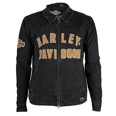 Harley Davidson Men S Becher Garage Jacket 98569 16vm At Amazon
