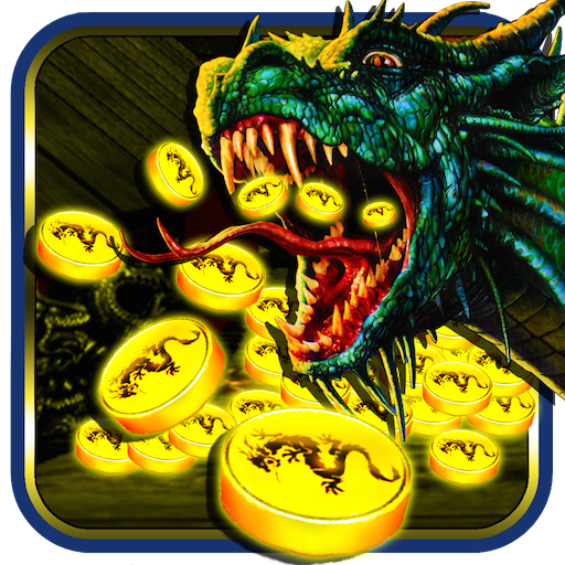 Dragon Coin Dozer -