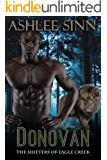 Donovan (The Shifters of Eagle Creek Book 1)