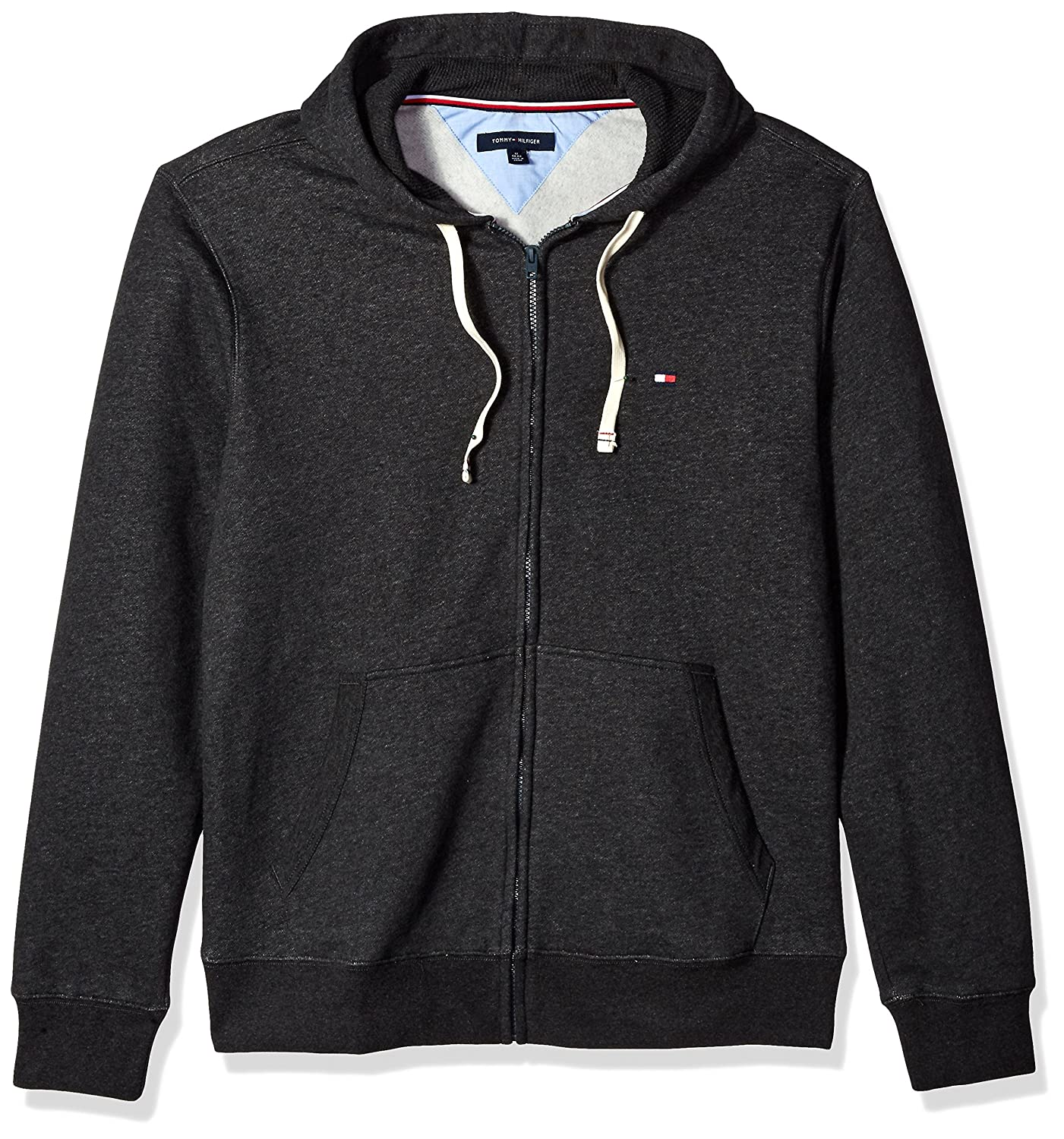 Tommy Hilfiger Men's Big & Tall Zip Up Hoodie 78C4152