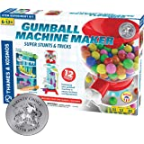 Thames & Kosmos Gumball Machine Maker Lab - Super Stunts & Tricks   Build Your Own Gumball Machines with Lessons In…