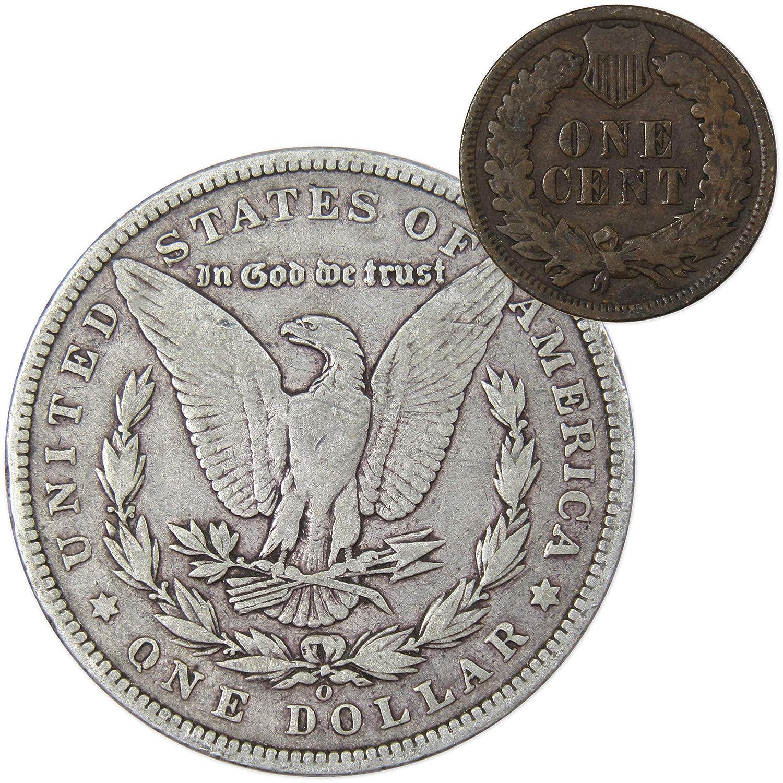 VERY FINE CONDITION! RANDOM DATE 1878-1904 $1 MORGAN SILVER DOLLAR VERY GOOD