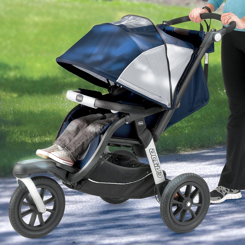 & Amazon.com : Chicco Activ3 Jogging Stroller : Baby