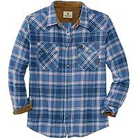 Legendary Whitetails Men's Shotgun Western Flannel Shirt